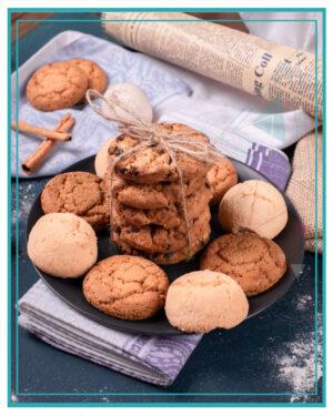 Cookies, Rusk & Khari
