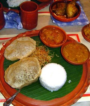 Bhojohari Manna 100% bangaliyana