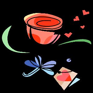 Flower + Card